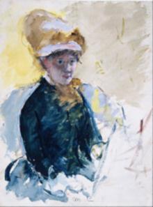Impressionismo arte -Marry Cassatt