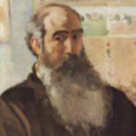 Auto-retrato de Camille Pissarro