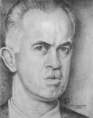Auto-Retrato (1940) - Coleção Museu Nacional de Belas Artes RJ